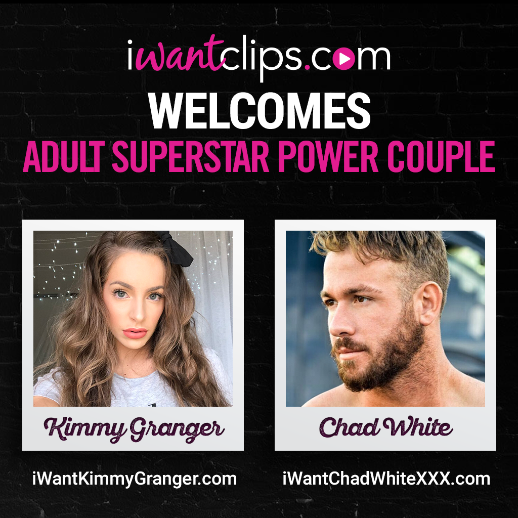 Kimmy granger and chad white
